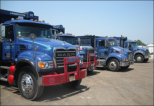 Liberty Contracting Corporation North Bergen New Jersey